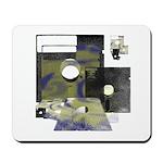 Floppy Disk Geek Mousepad