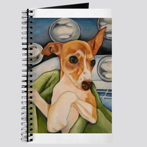 Italian Greyhound Puppy Bath Journal