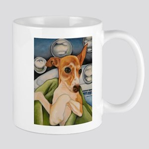 Italian Greyhound Puppy Bath Mug