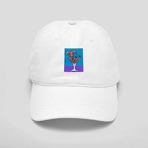 Italian Greyhound Martini Cap