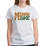 Mountain Bike Women's T-Shirt