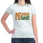 Mountain Bike Jr. Ringer T-Shirt