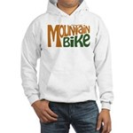 Mountain Bike Hooded Sweatshirt