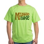 Mountain Bike Green T-Shirt