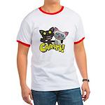 CAAATS! logo hr T-Shirt