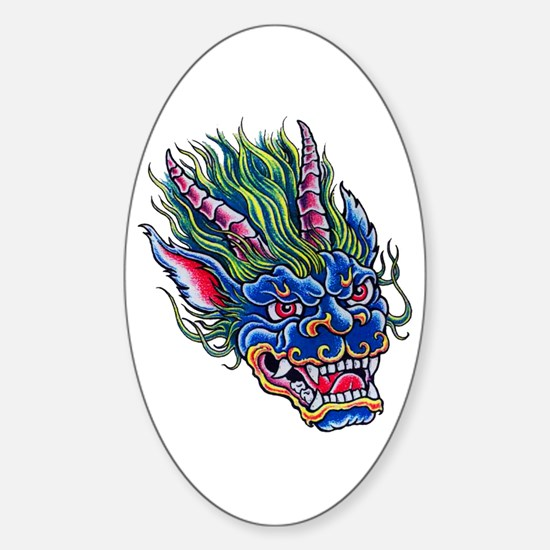 Tattoo Sticker (Oval)