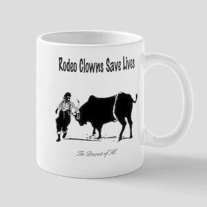 """Rodeo Clowns"" Mug"