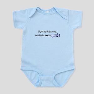 Proud Uncle Infant Bodysuit