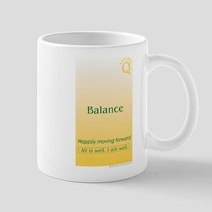 Weight Release Support Mug