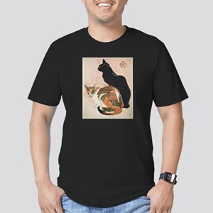 Watercolor - 2 Cats - Théophile Stein T-Shirt