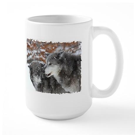 The Pair Large Mug