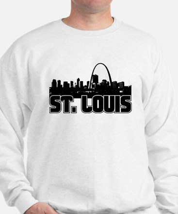 St. Louis Skyline Sweatshirt