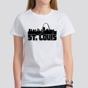 St. Louis Skyline Women's T-Shirt