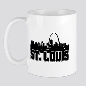 St. Louis Skyline Mug