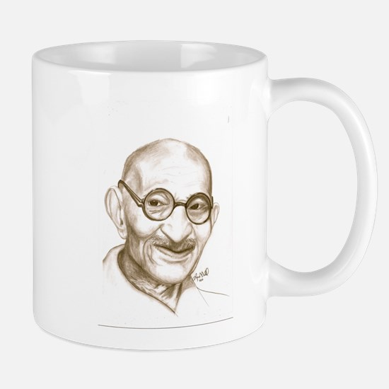 Ghandi Mug