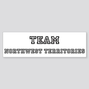 Team Northwest Territories Bumper Sticker
