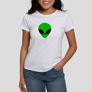 """""""Alien Head"""" Women's T-Shirt"""