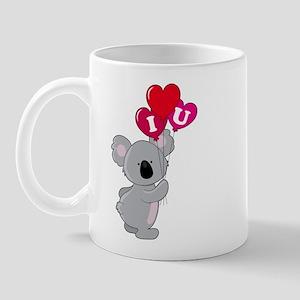 Koala Loves You Mug