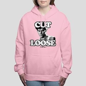 Footloose Cut Loose Women's Hooded Sweatshirt