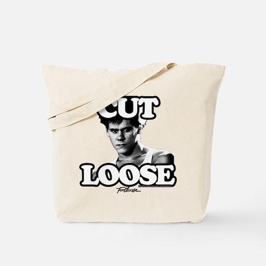 Footloose Cut Loose Tote Bag