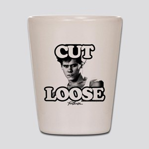 Footloose Cut Loose Shot Glass