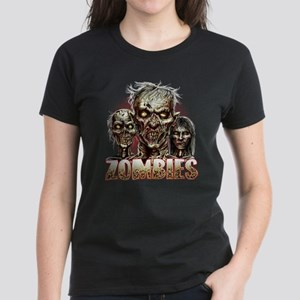 Zombies Women's Dark T-Shirt
