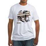 SCSI Geek Fitted T-Shirt