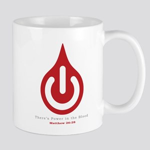 Power in the Blood Mug