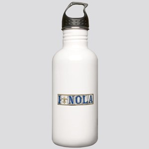 Love NOLA Stainless Water Bottle 1.0L