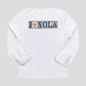 Love NOLA Long Sleeve Infant T-Shirt