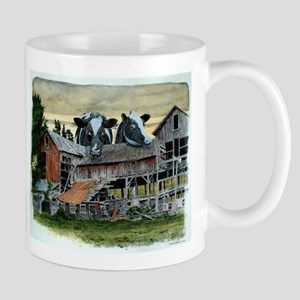 CloverSunset2 Mugs