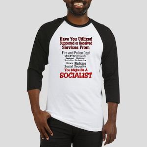 Socialist Baseball Jersey