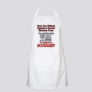 Socialist Apron