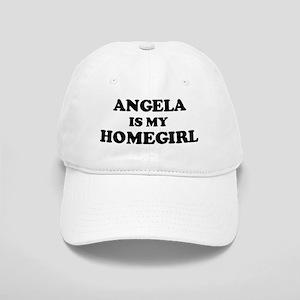 Angela Is My Homegirl Cap