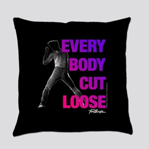 Footloose Everybody Cut Loose Everyday Pillow