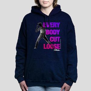 Footloose Everybody Cut Women's Hooded Sweatshirt