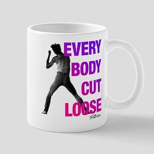 Footloose Everybody Cut Loose 11 oz Ceramic Mug