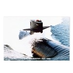 USS BREMERTON Postcards (Package of 8)