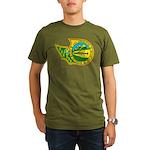 USS BREMERTON Organic Men's T-Shirt (dark)