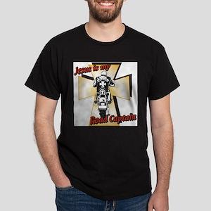 Jesus is my Road Captain T-Shirt