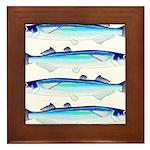 Jacksmelt Framed Tile