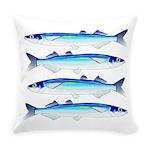 Jacksmelt Everyday Pillow