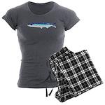 Jacksmelt Women's Charcoal Pajamas