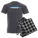 Jacksmelt Men's Charcoal Pajamas