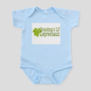 Grandma's Leprechaun Infant Bodysuit
