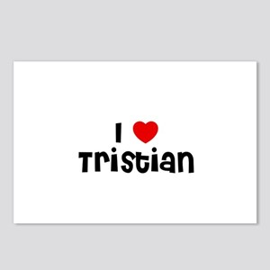 I * Tristian Postcards (Package of 8)