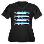 Jacksmelt Plus Size T-Shirt