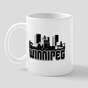 Winnipeg Skyline Mug