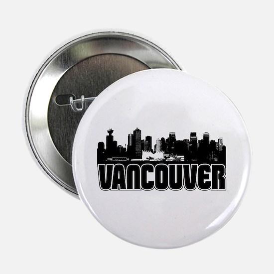 "Vancouver Skyline 2.25"" Button"