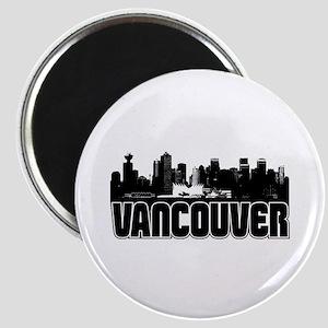 Vancouver Skyline Magnet